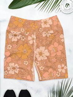 Boho Bike Shorts - Boho Buys