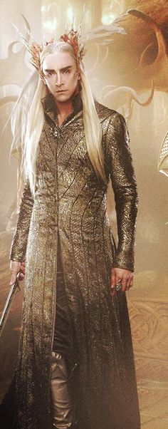 Thranduil --saved from twitter.com