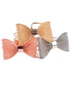 Bow-tifully Pretty Bracelet from P.S. I Love You More Boutique. shop online at: psiloveyoumore.storenvy.com