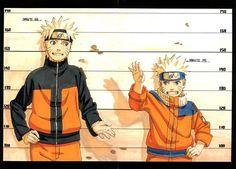 6 Great Naruto Images Show Masashi Kishimoto's Artistic Abilities ...