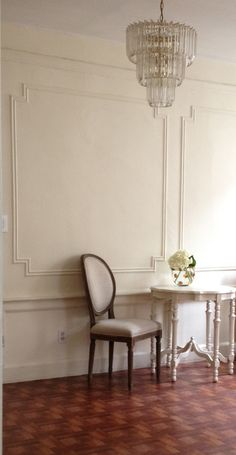 parisian inspired apartment