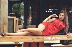 Models: Aiu Chantika Location: PIK, Indonesia