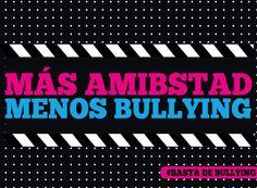 Campaña impresa ( puede ser acoplada para TV) para disminuir el BULLYING en los colegios de Bogotá , se asocian conceptos como AMISTAD-AMIBSTAD , AMIGAS . AMIBAS , de esta forma divertida buscamos disminuir este problema en crecimiento .