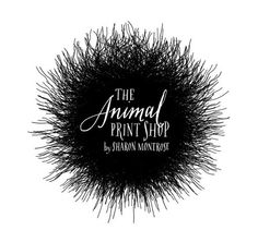 #houseofbranding | Beautiful Identity for the Animal Print Shop, designed by Also.