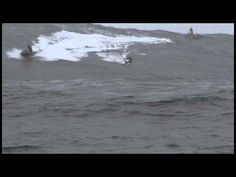 Chris Shanahan at The Right - Wipeout of the Year Entry - Billabong XXL Big Wave Awards 2013