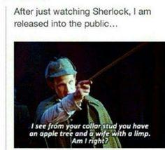 Sherlock mode