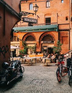 The ultimate guide on what to see in Bologna, Italy's culinary capital. Mykonos, Santorini, Oh The Places You'll Go, Places To Travel, Places To Visit, Pisa, Rome, Italy Travel Tips, Budget Travel