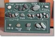石の自由研究