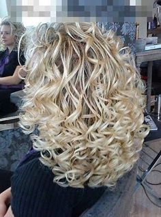 Image result for perm hair styles for women in 2017