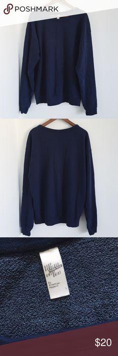 American Apparel Drop Shoulder Sweatshirt Ultra comfortable basic sweatshirt. Looks nice on men and women. American Apparel Sweaters