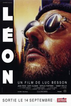 Leon French Movie Poster