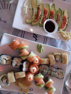Sushi restaurant chain (across van Rensburgs) Sushi Restaurants, Seafood Restaurant, Basket, Van, Ethnic Recipes, Vans, Vans Outfit