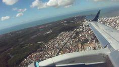 Decolagem de Vitória 02.07.2012 - Embraer 190 (VITORIA ( VIX ) RIO DE JA...