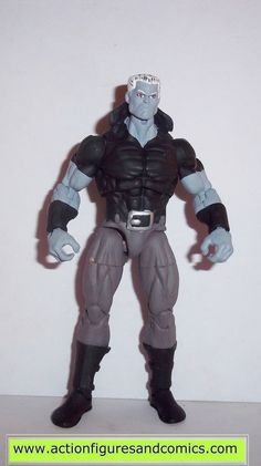 marvel universe TOMBSTONE spider-man CUSTOM action figure hasbro series
