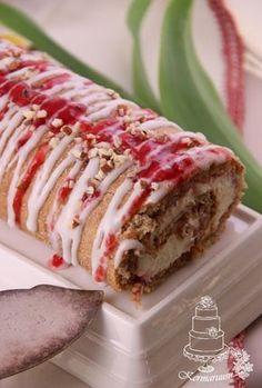 Baking Recipes, Cake Recipes, Dessert Recipes, Sweet Desserts, No Bake Desserts, Cake Bars, Yummy Cakes, Baked Goods, Deserts
