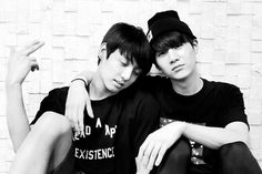 Jungkook + Suga BTS