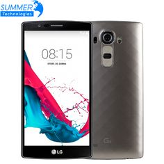 "Original LG G4 H815 H810 Unlocked Cell phones 5.5"" 3GB RAM 32GB ROM Hexa Core 16MP Refurbished Mobile Phone"
