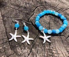 Ásvány szettek - Mata Beads Turquoise Bracelet, Beaded Bracelets, Jewelry, Fashion, Jewellery Making, Moda, Jewerly, Jewelery, Fashion Styles