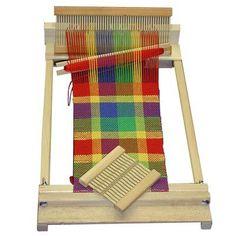 """Beka 10"""" Rigid Heddle Weaving Loom at Oompa Toys"""