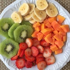 Do you wish that you could find healthy diet plans that would guide you in the right direction? Healthy Meal Prep, Healthy Breakfast Recipes, Healthy Snacks, Healthy Eating, Healthy Recipes, Comidas Fitness, Food Goals, Healthy Fruits, Aesthetic Food
