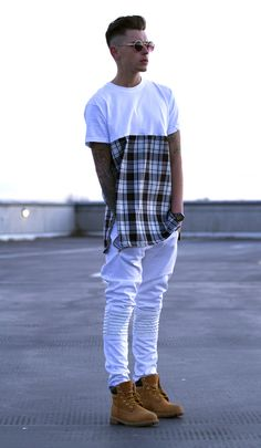 #StreetLook #Men #Modehomme @Not Only