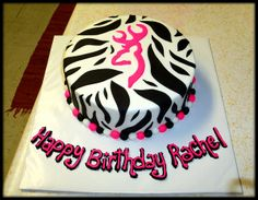 Browning Birthday Cakes For Girls   104_3689   Flickr - Photo Sharing!