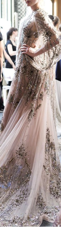 Zuhair Murad Fall 2017 Haute Couture | Purely Inspiration