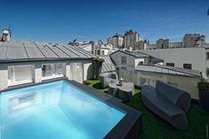 Offrez-vous un voyage paradisiaque dans la cordillère des Andes, en découvrant les deux seules suites de Paris avec piscine privative !