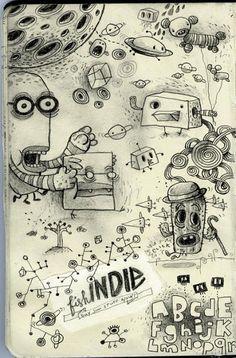 Jim Bradshaw Illustration