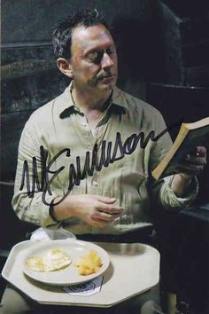 Autograph by Michael Emerson