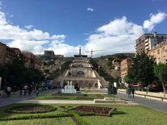 Visitar Yereván, la capital de Armenia, en 2 días