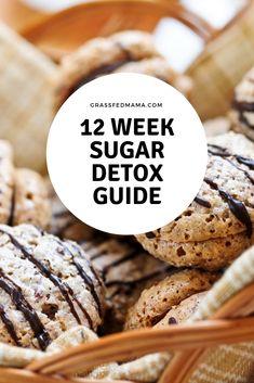 Beat your sugar cravings for GOOD! Sugar Free Detox, Sugar Detox Diet, Healthy Living Tips, Healthy Tips, Detox Recipes, Low Carb Recipes, Vegan Sugar, Ate Too Much, Real Moms