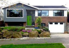Landscaping Deck Patio Split Entry Remodel Design