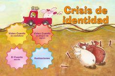 Un #videocuento en la lengua de signos:Crisis de identidad