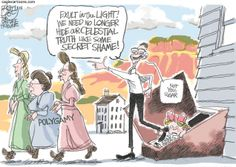 This Pat Bagley editorial cartoon appears in The Salt Lake Tribune on Tuesday, Dec. Mormon Religion, Coming Out, Fairy Tales, This Or That Questions, Memes, Funny, Cartoons, Conspiracy, Surgery