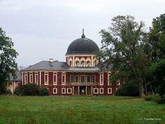 Veltrusy Mansion in Bohemia, Czech Republic