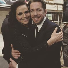 Lana & Sean at the 100th Episode Party - February 20, 2016