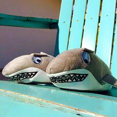 Shark, Slippers, Sneakers, Slipper, Sharks, Flip Flops