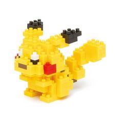 Block Pikachu