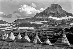 BLACKFEET CAMP
