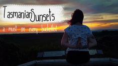Tasmania – The hidden paradise for sunset lovers