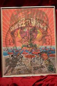 """Original 1967 """" A Day In The Life"""" - San Francisco's Paul Wilson Funky Features"""