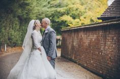 Kirsty and Dan's wedding took place at Rivervale Barn in Yateley last month. I knew it was going to be a relaxed and laid back day after spending time with ...