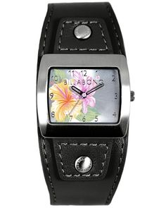 SURFSTITCH - WATCHES - WOMENS WATCHES - LEATHER WATCHES - BILLABONG PARADISE WATCH - BLACK