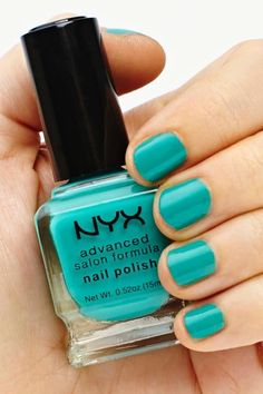 Love NYX? Me too. We have tons of great colors to chose from at great prices too. Come by the shop! Everything 15% off till Feb. 9. Follow us. :)