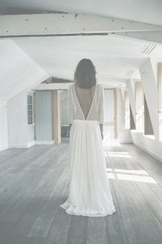 ALL IS TRUTH | Donatelle Godart - Creating custom wedding dresses
