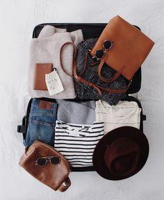 Travel style essentials