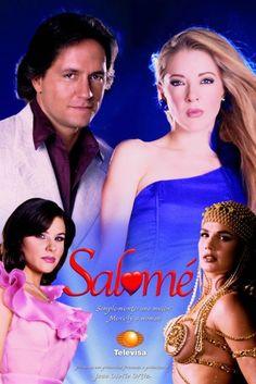 SALOMÉ (ENBRUJO DE AMOR/COLORINA) TELEVISA/SBT