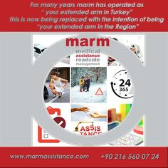 """For many years marm has operated as """"your extended arm in Turkey"""" this is now being replaced with the intention of being """"your extended arm in the Region""""."""