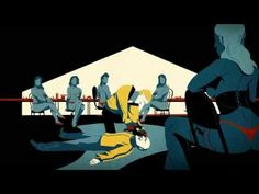 Nice Animated Drive Movie Trailer 2011 (Ryan Gosling) [Tribute] - YouTube